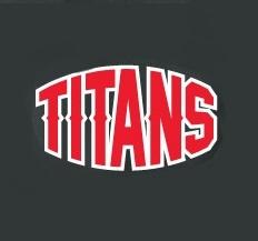 Titans Baseball Fanwear